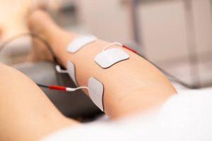 L'électrothérapie des articulations, des tendons et des ligaments